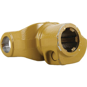"""Quick Disconnect Yoke ID 1 3/8"""", Rating 4S For Industrial Tractors 3013-6028"""