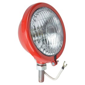 357884R94 6V Sealed Beam Light for Case-IH Cub Farmall 300 350 400 450 100 130