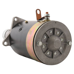 New Starter w/Drive for Ford New Holland Tractor - C3NF11002DR