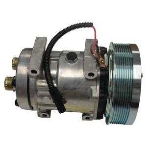 New AC Compressor for Ford New Holland - 86993463 Case International - 86993463