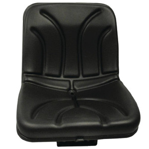 """Tractor Seat Width 15 23/64"""", Flip Seat, Fixed base Seat"""