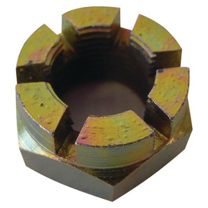 New Castle Nut for Ford/New Holland 2120 3 Cyl Tractor 87768529, 83900513
