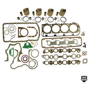 9N 8N6050A 8N New Complete Tractor Flathead Cylinder Head 1109-1327 Replacement For Ford//New Holland 2N