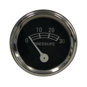 New 30 Pound Oil Pressure Gauge Tractor Industrial Auto