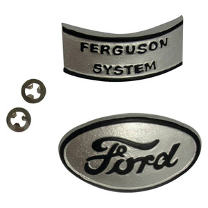 New Emblem For Ford New Holland 2N, 9N