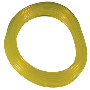 """115-315 TYGON FUEL LINE / 1/16"""" ID X 1/8"""" OD Made in USA, Clear yellow"""