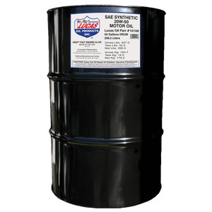 051-614 Synthetic Oil For Lucas Oil 10108