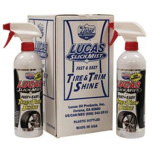 051-610 Genuine Lucas Tire Shine