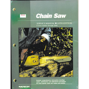 Service Manual 755-017 for Chain Saws