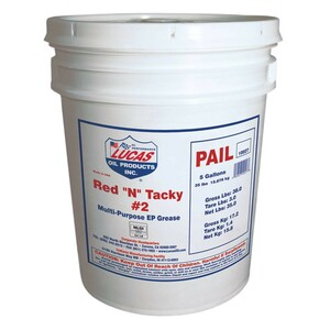 "051-639 Red ""N"" Tacky Grease For Lucas Oil 10027"