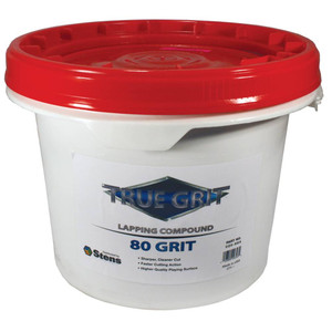 020-984 25 Pound Bucket of High Quality 80 Grit Lapping Locke 725080