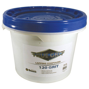 020-988 25 Pound Bucket of High Quality 120 Grit Lapping Locke 725120