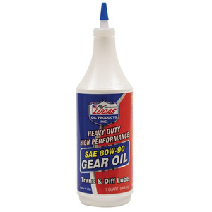 051-503 Lucas Oil Gear Oil SAE 80W-90 1 Quart Bottle