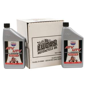 051-506 ATV Semi-synthetic Fits 10W-40 6 Btls/1 Qt Lucas Oil