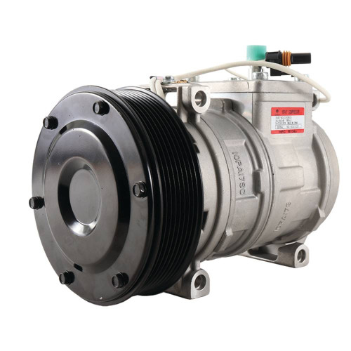 NEW AC Compressor for John Deere Tractor - TY6764 RE46609