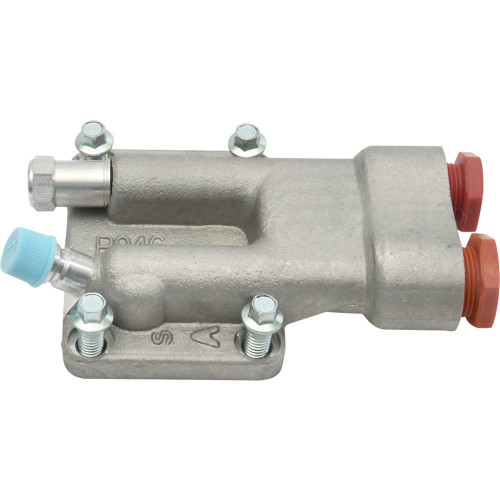 New AC Air Conditioner Manifold For John Deere Tractor  Loader Skidder RE55423