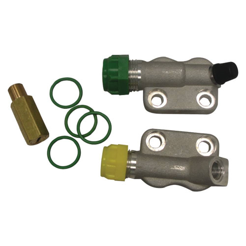NEW Manifold Kit for John Deere Tractor COMBINE RE10980 RE10981 RE10982