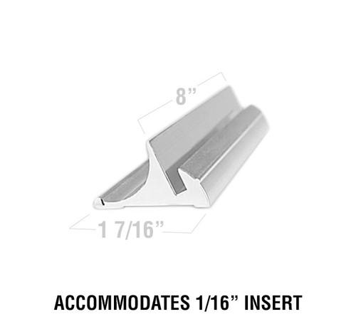 1516 X 8 Aluminum Desk Frame
