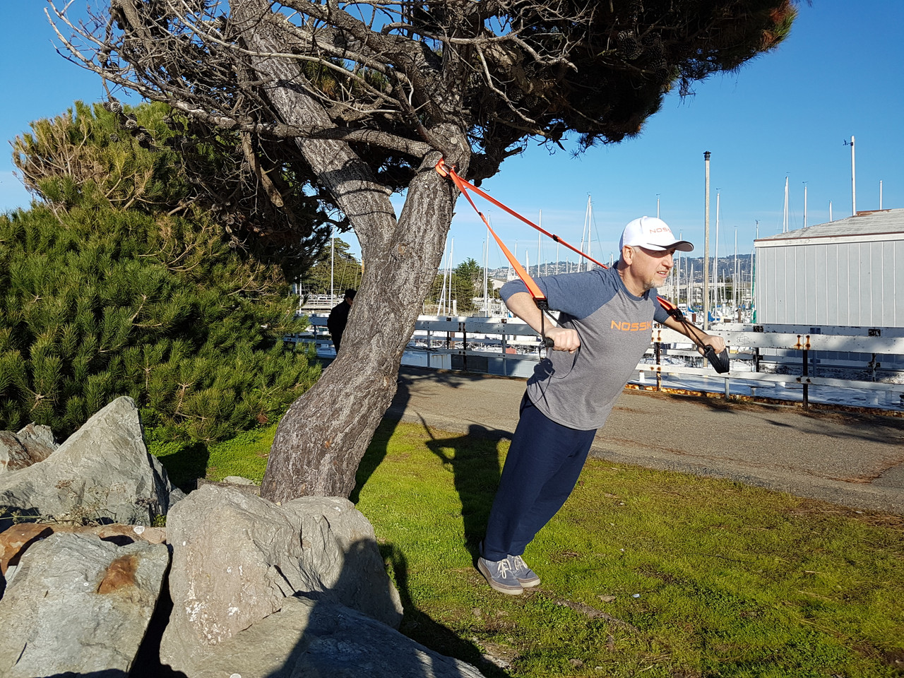 What's the Big deal about a NOSSK Bodyweight Suspension Fitness Trainer anyway?