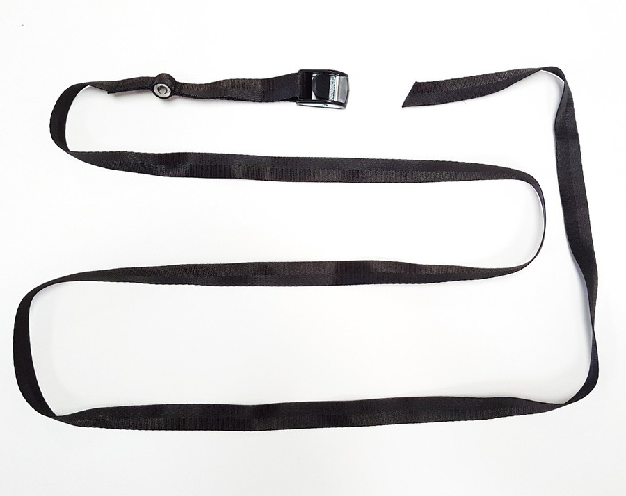 1.0in Wide 8ft Long Universal Anchor Strap with built-in Door Anchor