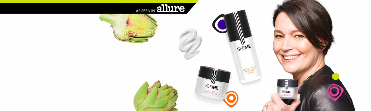 As seen in Allure Smooth Out Recovery Serum and call me hydra-cream