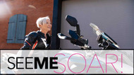 SEEME SOAR: Celebrating Women Over 50: Erin Sills Is Breaking Land Speed Records At 55!