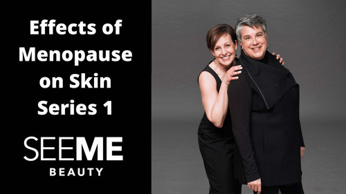 Effects of Menopause on Skin, Series 1: Stronger Skin Barrier = Healthier You