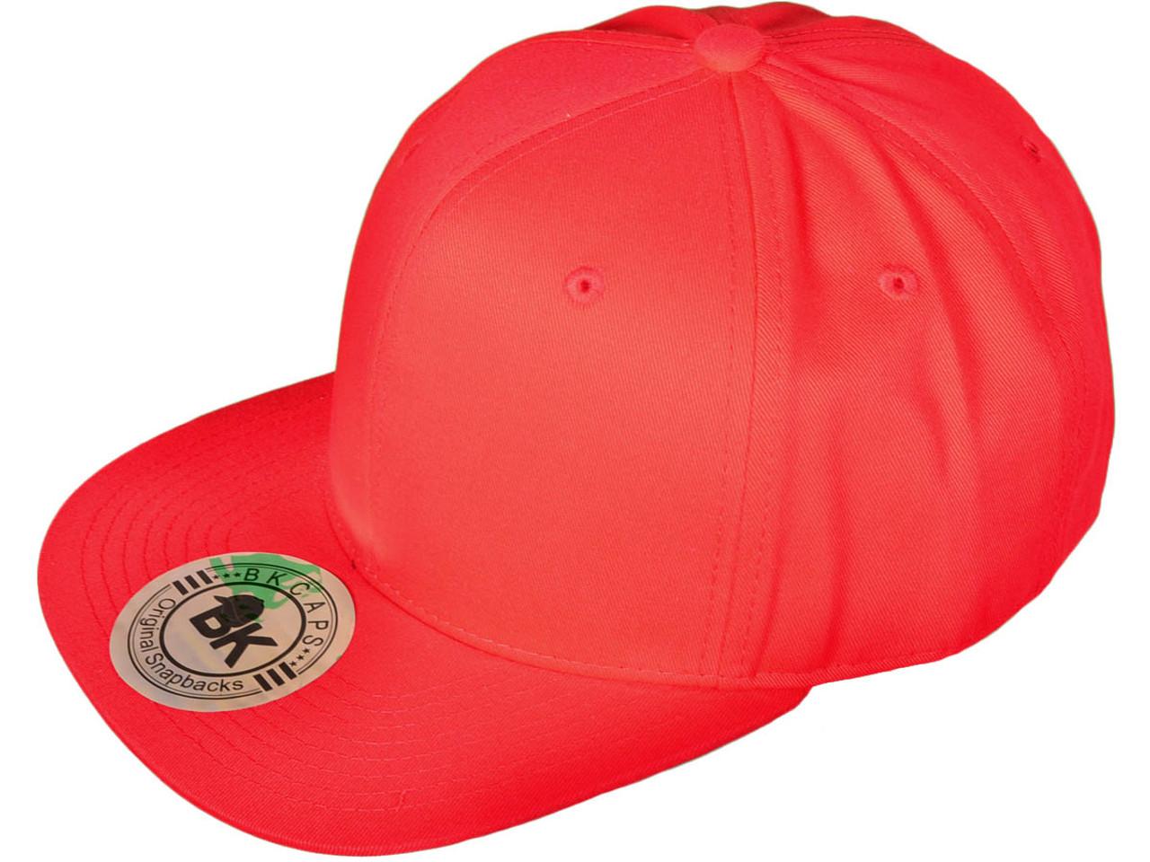 Wholesale Cotton Flat Bill Blank Plain Snapback Hats w  Green ... 7e51c812a18
