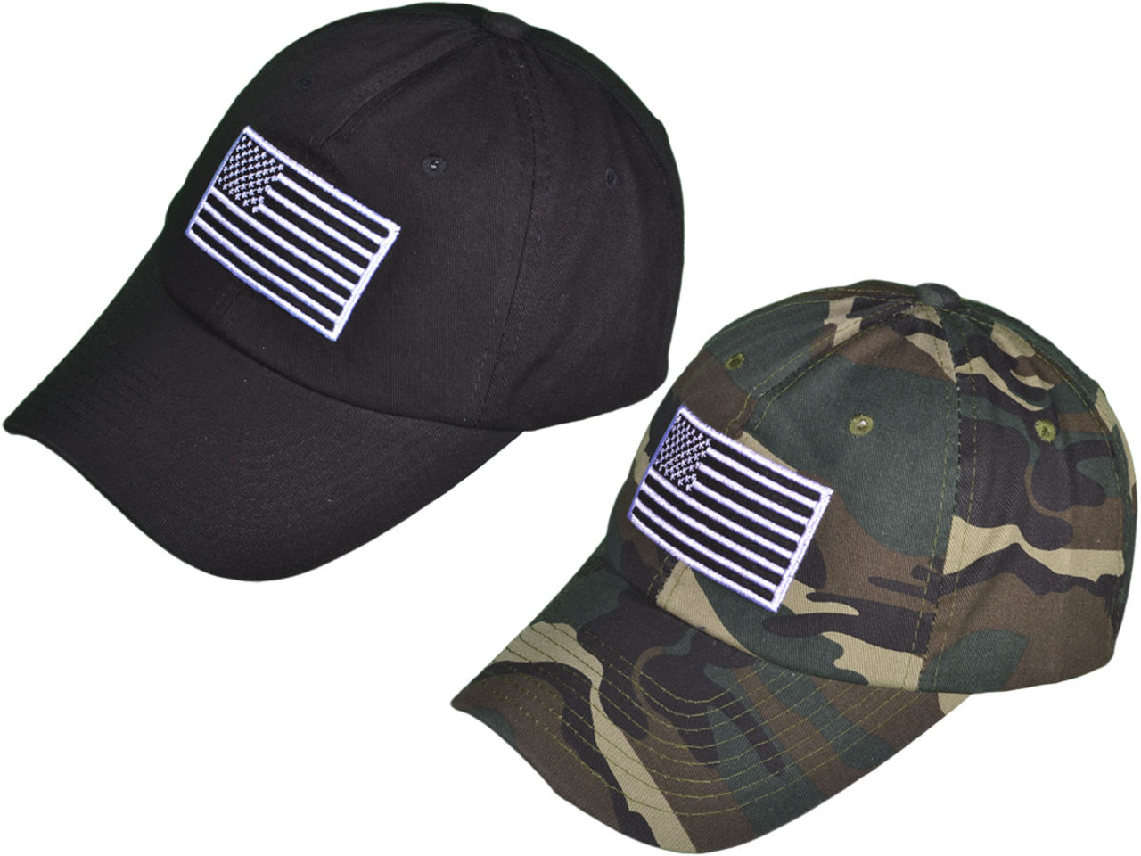 Wholesale Patriotic Dad Hats - 6 Panel Unstructured Cotton Twill USA ... 1d3ed24d0b2a