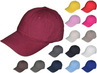 291c5b6cc3fe0 Blank Dad Hats - Unisex Cotton Polo Unstructured Low Profile Baseball Caps  With Buckle Back Closure (15 Colors) - 5223