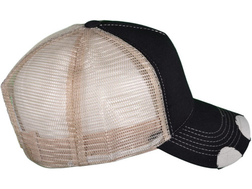 ... Vintage Trucker Hats - BK Caps Cotton Twill Foam Front Mesh (8 Colors  Available) ... f7f8ae74e39