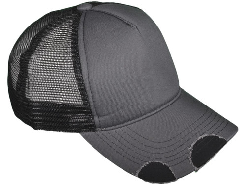 ... Vintage Trucker Hats - BK Caps Cotton Twill Foam Front Mesh (8 Colors  Available) ... 7ab0e63aa394