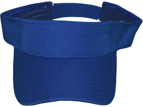 Wholesale Cotton Blank Sun Visors Hats (White)Blank Sun Visor Hats ... cc804272242