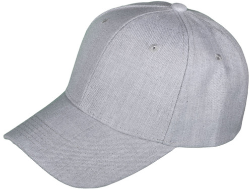 7b28bc571f7 ... Blank Baseball Hats - BK Caps 6 Panel Mid Profile - 22132 ...