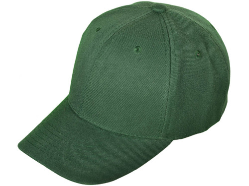 e86f69009 Blank Baseball Hats - BK Caps 6 Panel Mid Profile - 22132