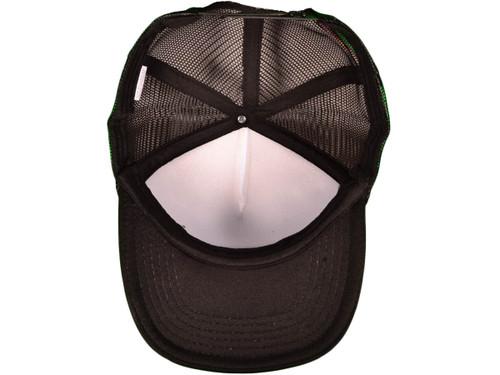 447c58b8738 ...  Dozen Pack  Foam Front Trucker Hats - BK Caps Mid Profile Polyester  Mesh Back ...