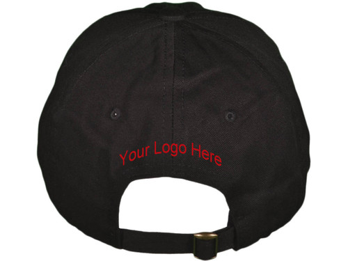 Wholesale Custom Dad Hats - Cheap Overseas Embroidered BK Caps - (Deposit  Only ... 6d360c8961c8