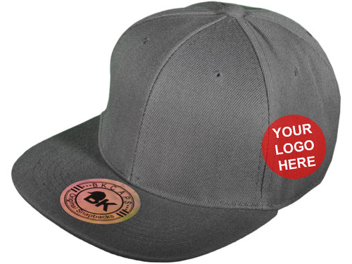 91a8a344 Custom Snapback Hats Wholesale - Cheap Overseas Embroidery BK Caps -  (Deposit Only ...