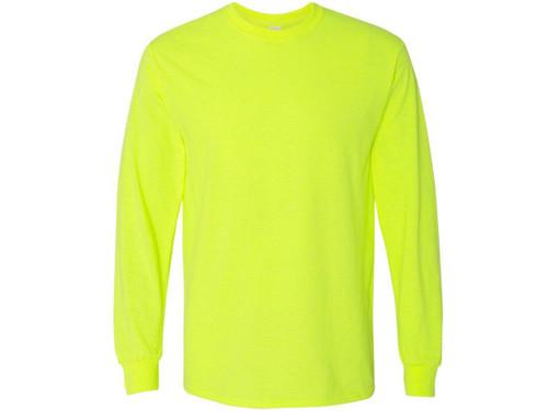 bccf52b95835 ... Long Sleeve T‑Shirts Gildan G5400 Adult Unisex 5.3 oz Heavy Cotton (8  Colors ...