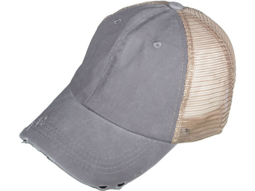 70e598323c8 ... Vintage Trucker Hats - Unstructured Pigment-Dyed Cotton Brass Buckle  Low Profile BK Caps ...