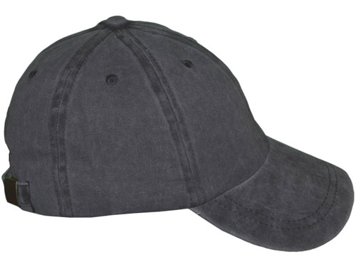 ea364143 ... Blank Dad Hats with Zipper Pocket - BK Caps Unisex Brushed Cotton Polo  Unstructured Low Profile ...