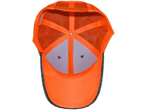 c5e17b49e Melange Trucker Hats - Structured Mesh 2 Tone BK Caps (16 Colors Available)  - 5215