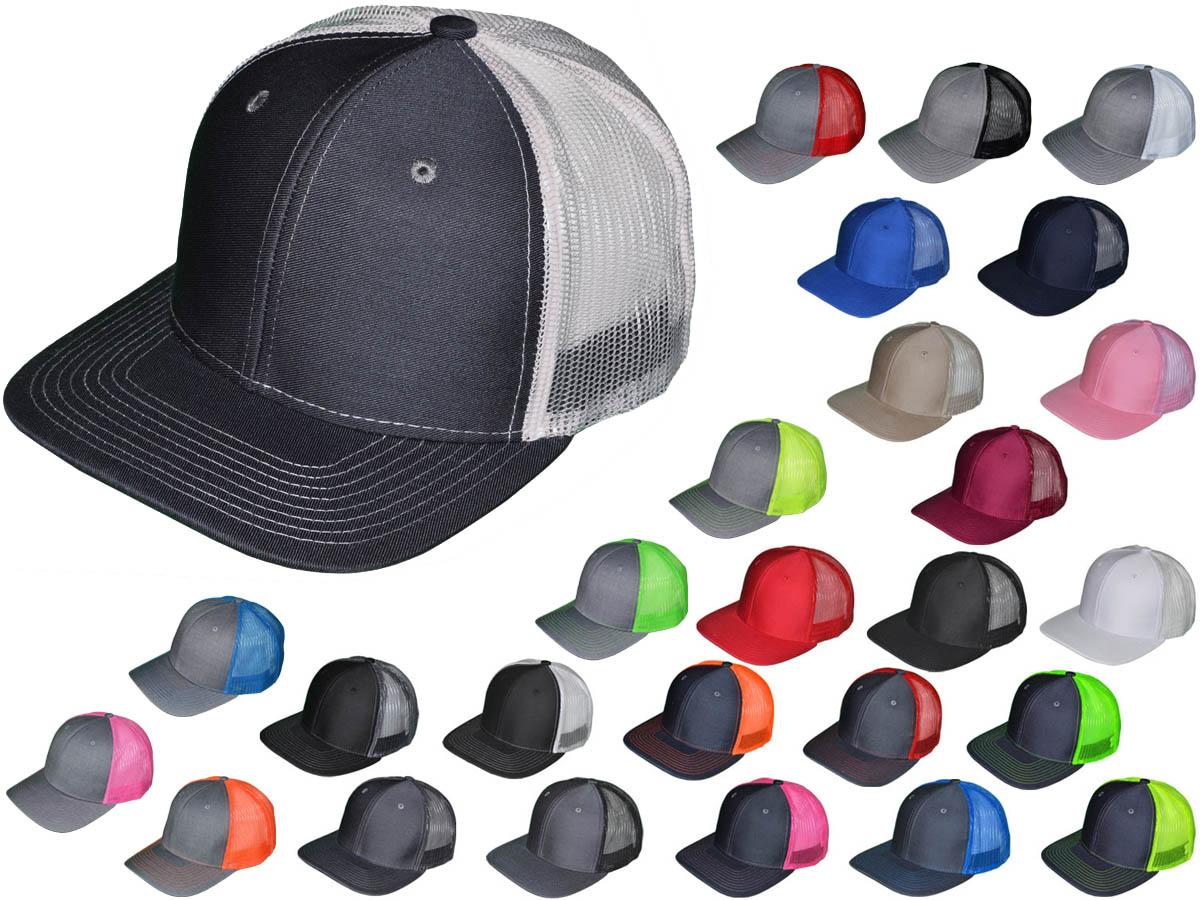 Wholesale Trucker Hats, Blank Trucker Caps| BuckWholesale com