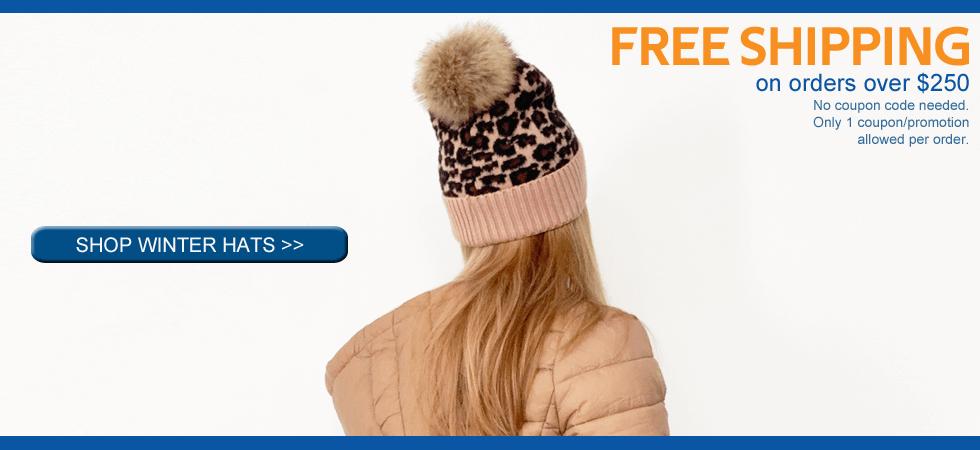 wholesale winter hats