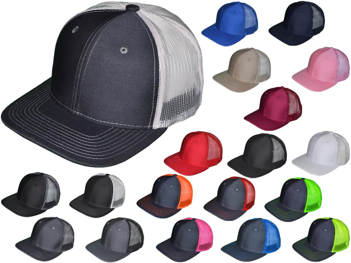 fe41f499 The New 6 Panel Snapback Trucker Hat - BuckWholesale.com