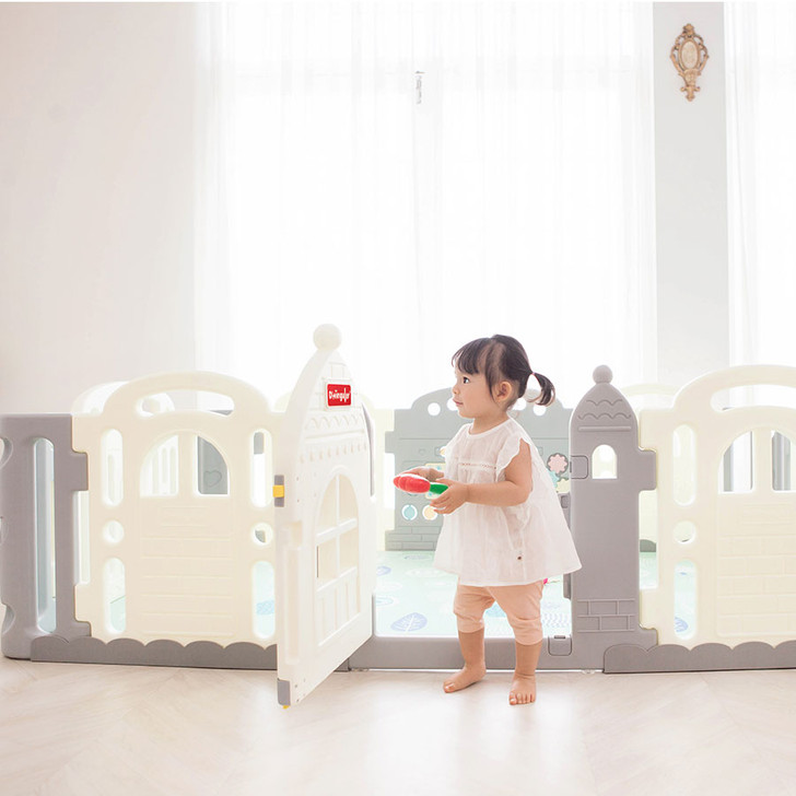 Baby Castle Play pen LS