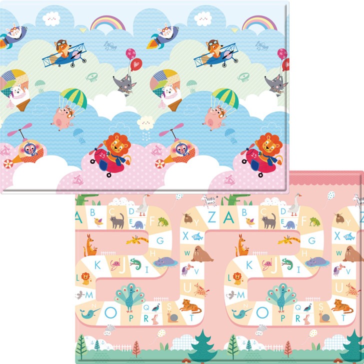 I Love Sky Baby Care Playmat - Medium