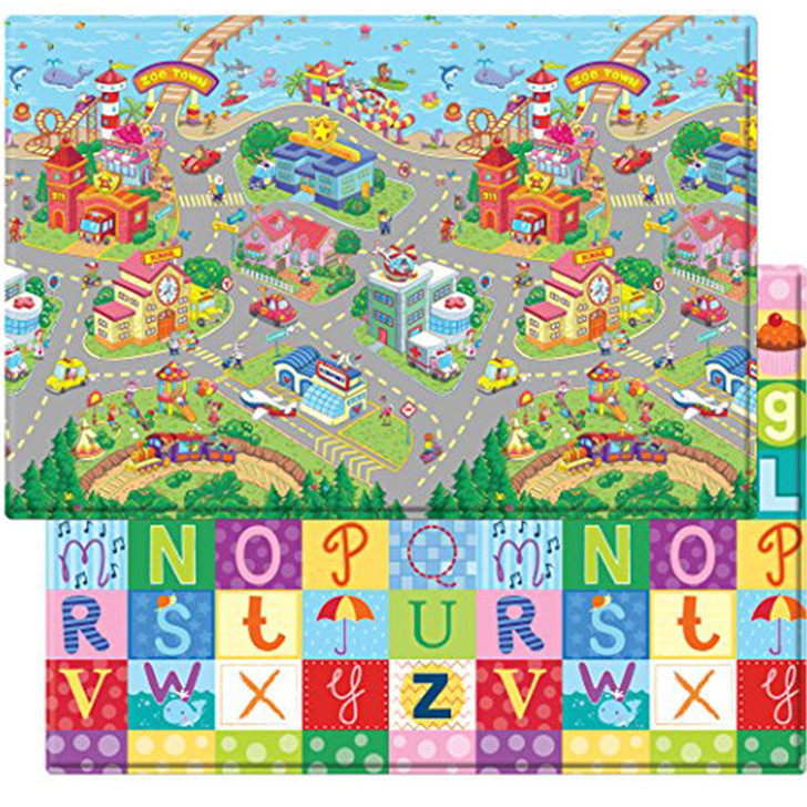 Zoo Town Baby Care Playmat - Medium