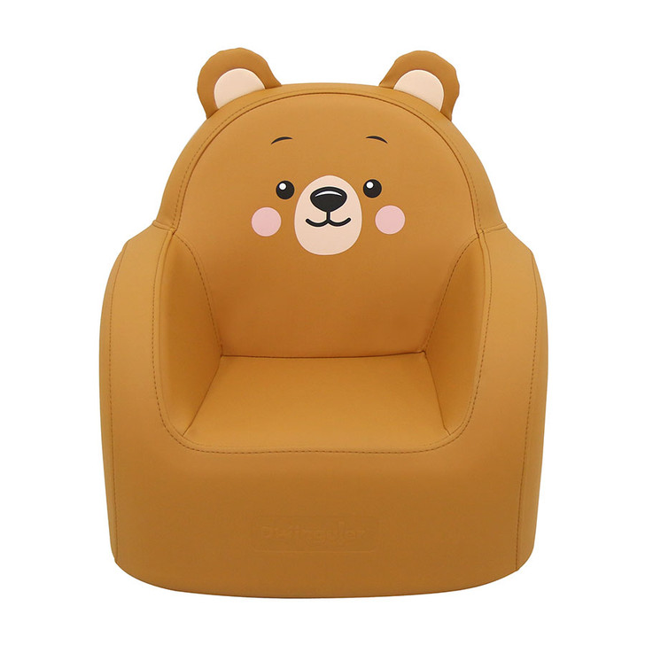 Dwinguler Soffkin Kids Sofa - Grizzly Bear