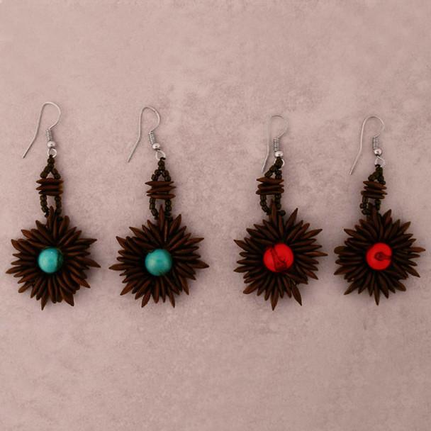 Amazon Ingarana Seed Earrings